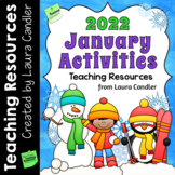 January Learning Fun! Lessons, Activities, and Printables (Upper Elementary)