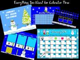 January 1st Grade Calendar for ActivBoard