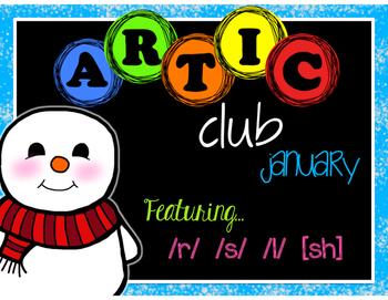 January 2016 Artic Club