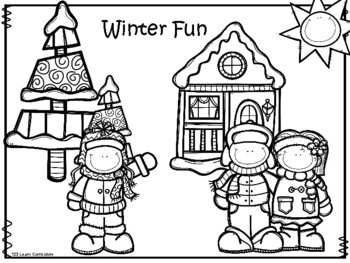 January 2016 Kids Calendar