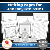 January 6th, 2021 Writing Pages