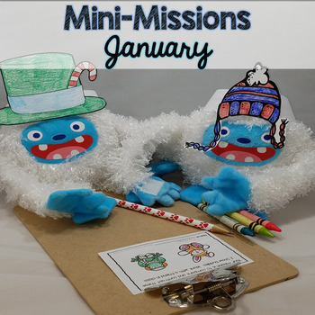 January Activities Cooperative Learning Critical Thinking Community Builders