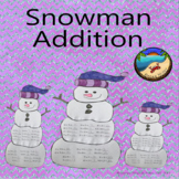 February Activities: Addition