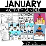 January Activities Bundle