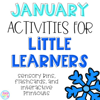 January Activities for Little Learners