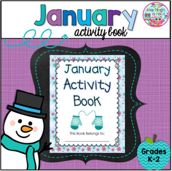 January Activity Book