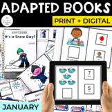 January Adapted Books | Print + Digital Bundle