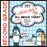 January All About Today and More Skills and Activity Book
