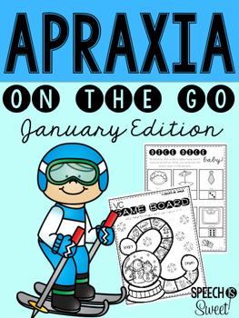 January: Apraxia On the Go