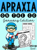 January: Apraxia On the Go