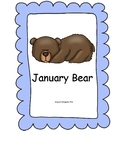 January Bear Song/Take Home/Teaching Card