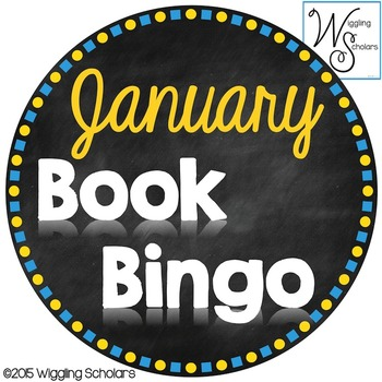 January Book Bingo