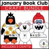 January Book Club {Yeti, Tacky the Penguin, & Polar Bear Polar Bear}