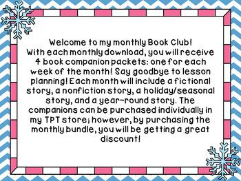 January Book Club Bundle