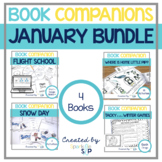 January Book Companion Bundle: Speech Language Therapy