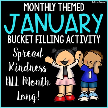 January Bucket Filling Activities
