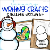 January Writing Crafts and Bulletin Display Kit