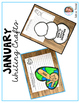 January Bulletin Board Writing Crafts