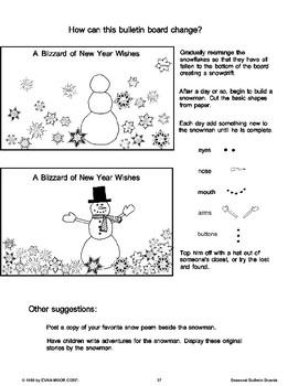 January Bulletin Boards