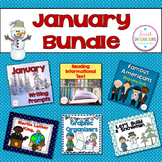 JANUARY ACTIVITIES BUNDLE