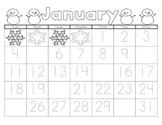 January Calendar!