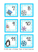 January Calendar Cards by Kinder Tykes