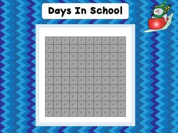 January Calendar For Smart Board