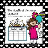 January Calendar Lapbook