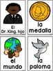 January Centers in Spanish