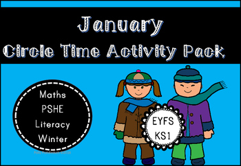 January Group and Circle Time