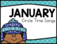 JANUARY CALENDAR AND CIRCLE TIME RESOURCES