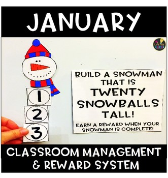 January Classroom Management and Reward System