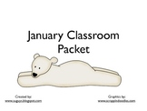 January Classroom Packet
