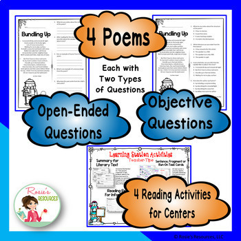 Reading Comprehension Passages and Questions - January with Chinese New Year