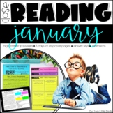 Close Reading Passages & Activities for January