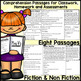 Reading Comprehension Passages & Questions: JANUARY EDITION