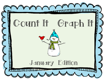 January Count It Graph It