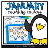 January Counting Towers