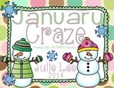 January Craze No Prep Activities