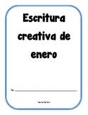 January Creative Writing (Spanish)