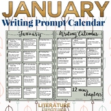 Creative Writing Prompts for January