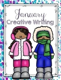 Creative Writing - January