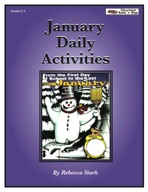 January: Daily Activities
