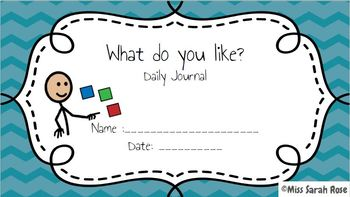 January Daily Journal