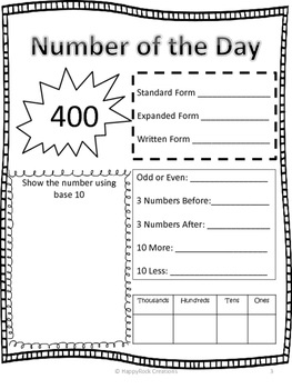 January Daily Math Pages (Focus on Measurement)