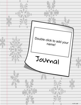 January Daily Writing Journal (6-12)