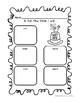 January Desk Buddies {Writing & Craftivity}