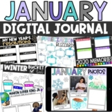 January Digital Journal | Holiday Bullet Journal | Interac