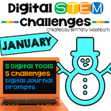 January Digital STEM Challenges™