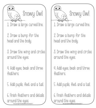 New Year Art Activities (January Directed Drawings)